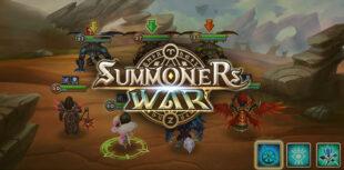 nouveau record summoners war sky arena