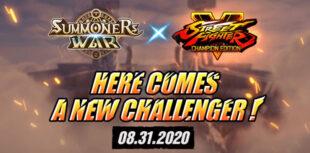 summoners war x street fighter