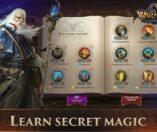 jeu mobile war and magic