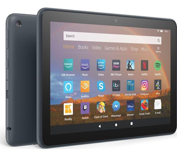Tablette Amazon Fire HD8 (2020)