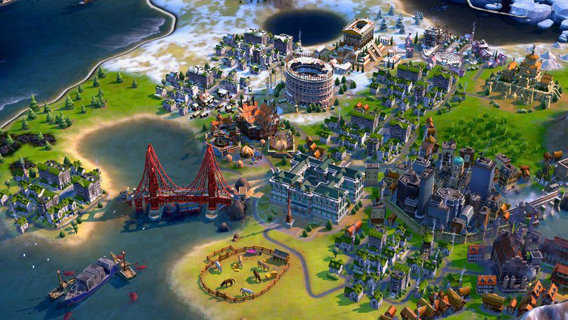 Civilization VI image du jeu