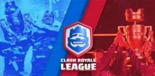 reprise de la Clash Royale League West