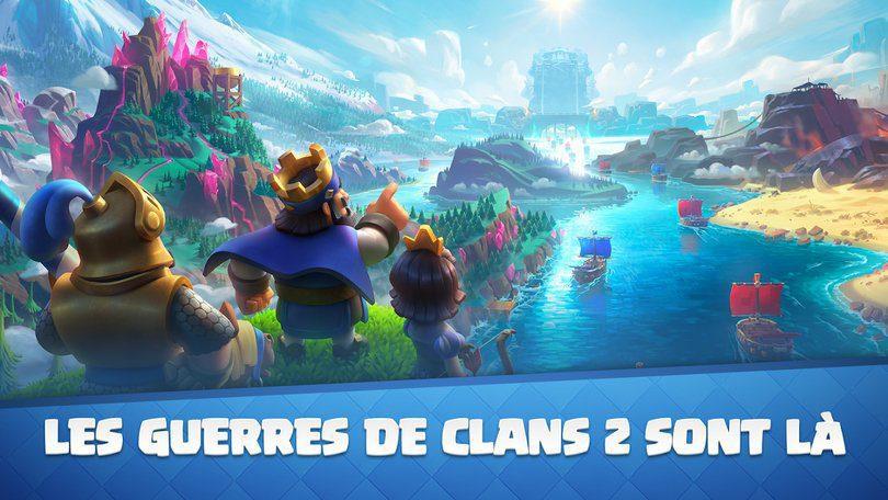 Clash Royale meilleurs jeux mobile de stratégie