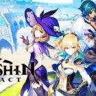 Sortie du jeu mobile Genshin Impact