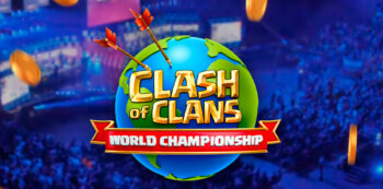 Ni Chang Dance will be at the Clash of Clans Worlds.