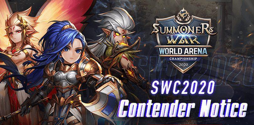 SWC 2020 guide