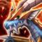 Dragon volant RTA