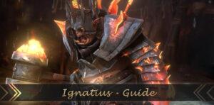 guide ignatius raid shadow legends