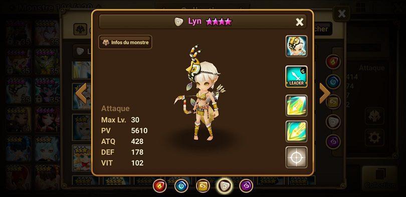 Lyn Summoners War