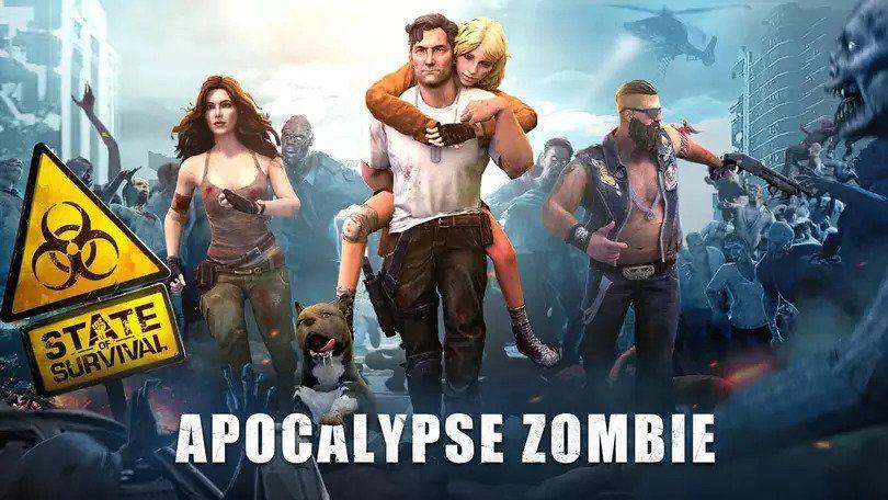 State of Survival meilleurs jeux mobile de stratégie