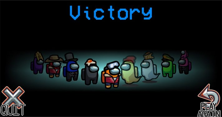 Victoire des crewmates