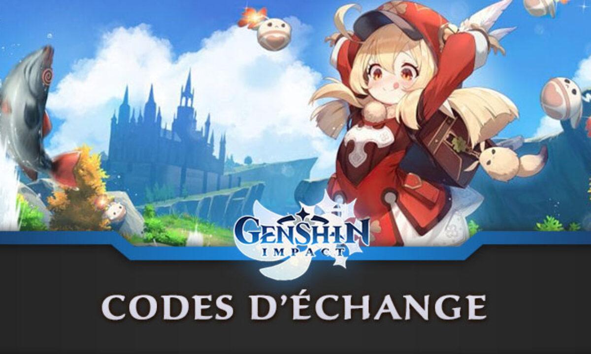 All Genshin Impact Codes From 2021 Jeumobi Com