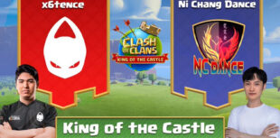 x6tence King of the Castle