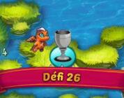 guide défi 26 merge dragons