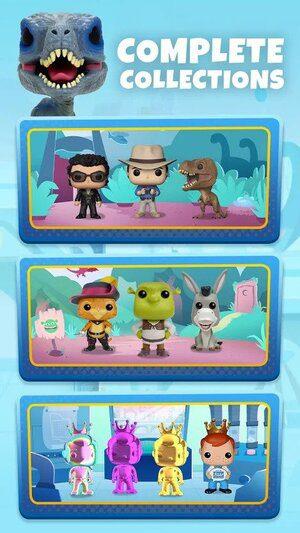 Funko Pop Blitz Nouveaux jeux mobile