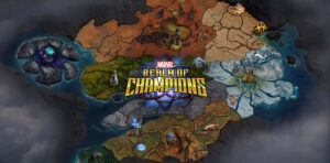 jeu mobile Marvel Realm of Champions