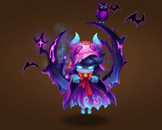 ifrit halloween