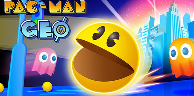 Pac-Man GEO mobile