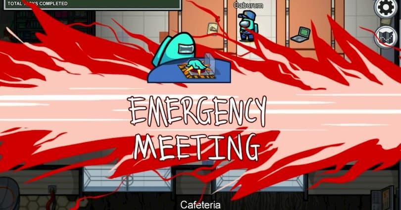 Réunion d'urgence