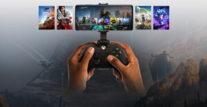 Xbox Remote Play sur iOS