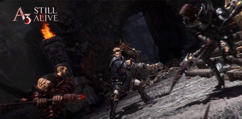 A3: Still Alive gameplay