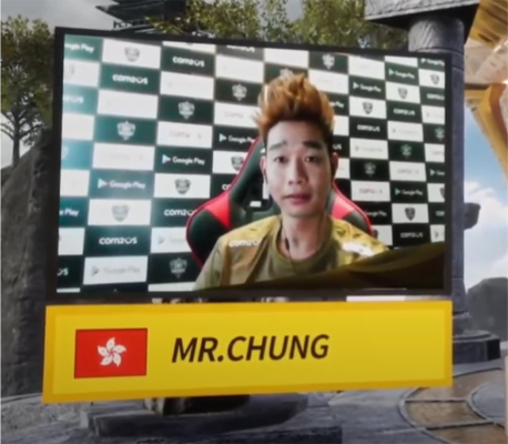 MR CHUNG SWC 2020