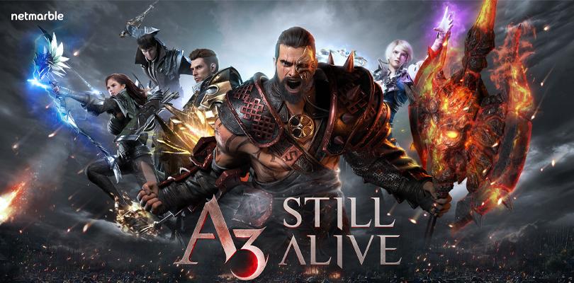 A3: Still Alive cadeaux pour le succès des téléchargements