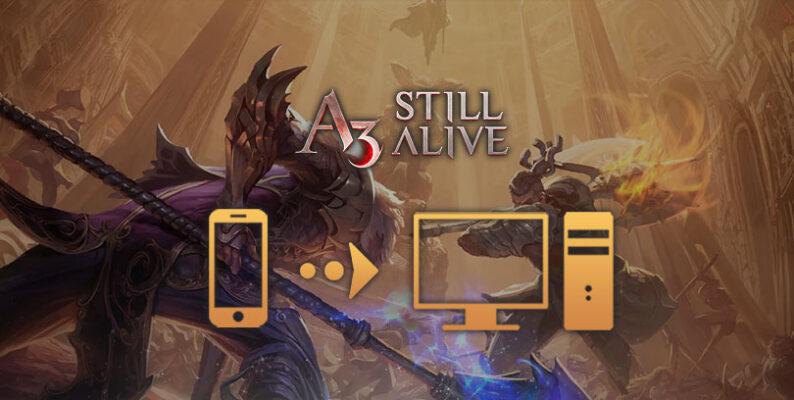 A3: Still Alive pc