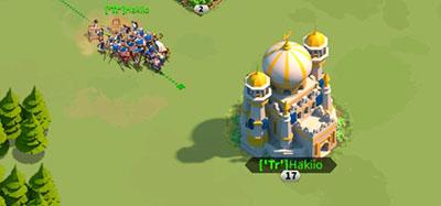 Attaque joueur PvP Rise of Kingdoms
