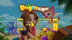 Dragonscapes Aventure PC