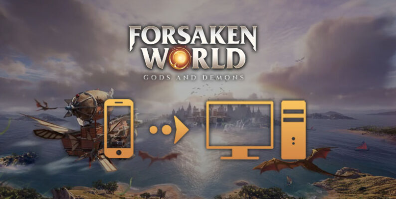 Forsaken World pc