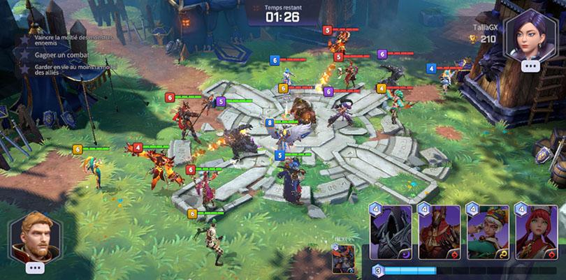 Gameplay SW: Lost Centuria