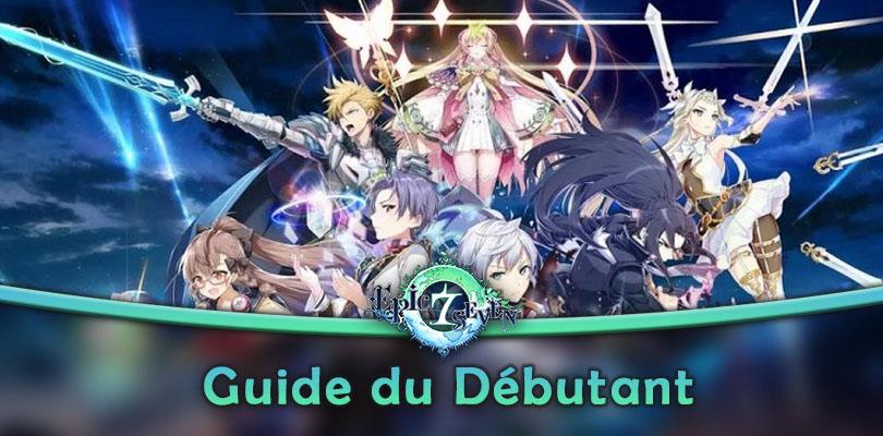 Guide Epic Seven du débutant