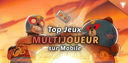 Meilleurs jeux mobile multijoueur sur Android et iOS