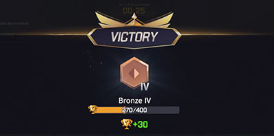 bronze rank Summoners War: Lost Centuria