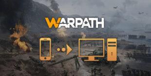 Warpath sur PC