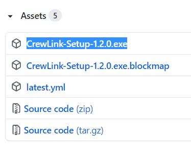 assets crewlink
