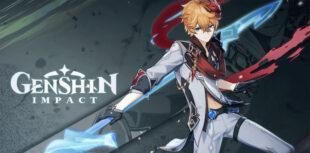 Genshin Impact MAJ Craie et Dragon
