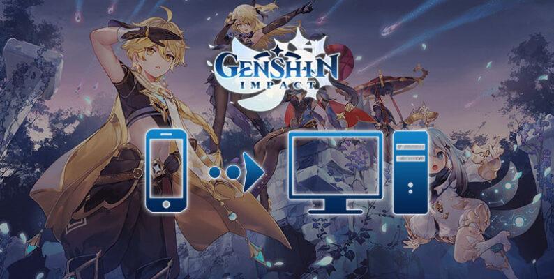 Genshin Impact pc