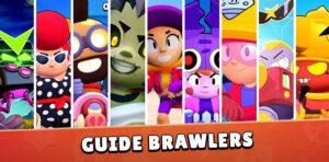 Guide Brawlers Brawl stars