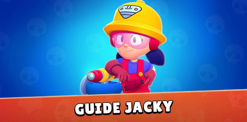 Guide Jacky Brawl Stars