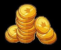 Icône or Coin Master