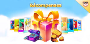 Obtenir récompenses Coin Master