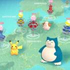 events Pokemon GO carte