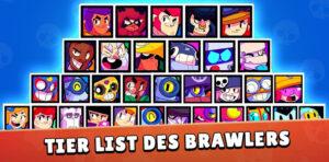 Tier list Brawl Stars - image une