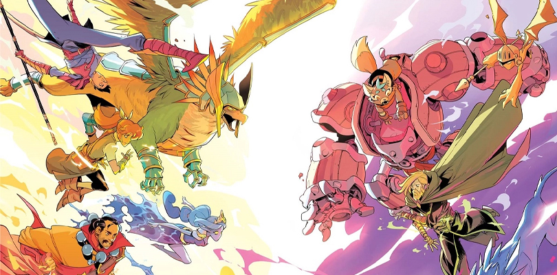 Comic Summoners War: Legacy