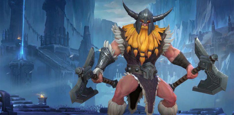 counter de Jinx Wild Rift : Olaf