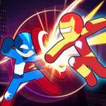 icone Stickman Heroes Fight - Super Stick Warriors