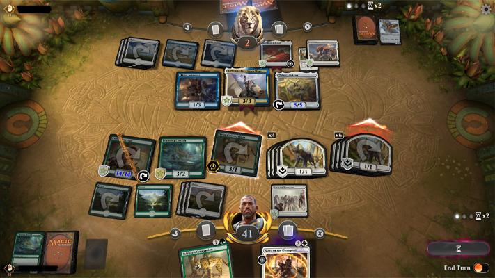 Magic: The Gathering Arena mobile