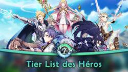 Tier List Epic Seven